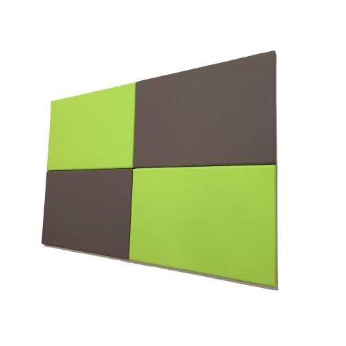 "1"" SoundControl Wall Mounted Acoustic Panel 2ft by 3ft - Advanced Acoustics"