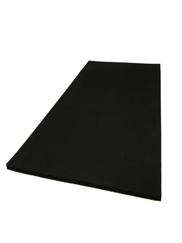 Silent Panel 5kg/25mm 600x1200- Barrier Foam Composite Acoustic Panel Adhesive Backed