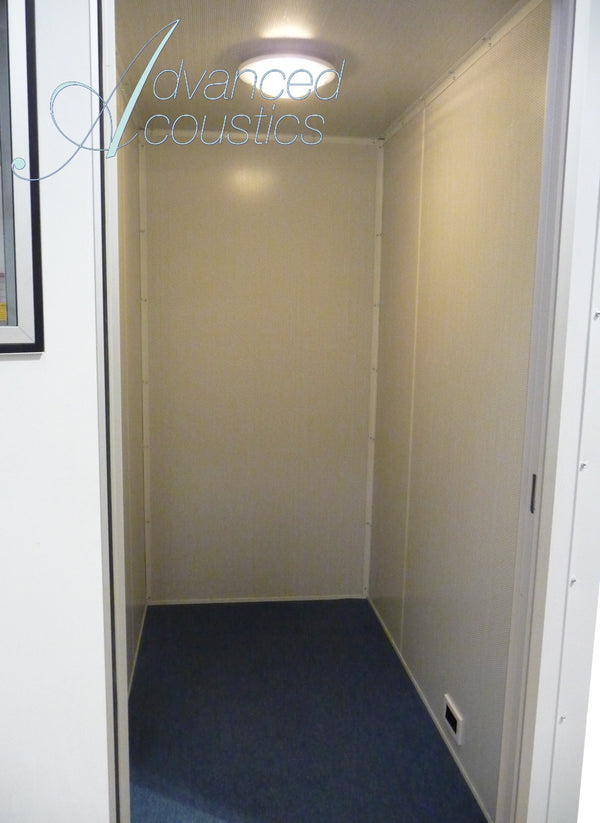 Silent Space Isolation Booth 1.2m by 1.2m - Advanced Acoustics