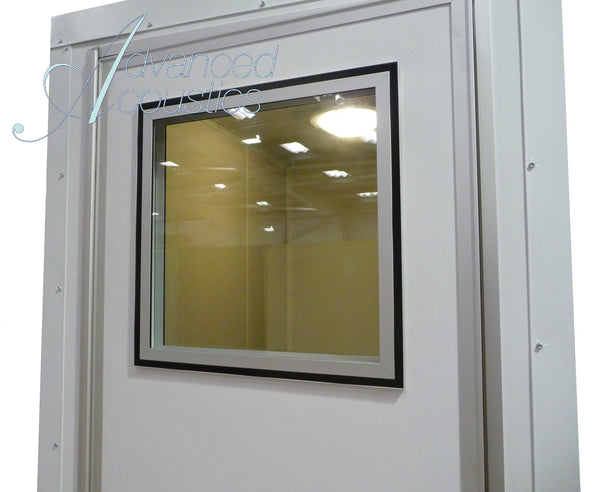 Silent Space Isolation Booth 3m by 3.6m - Advanced Acoustics