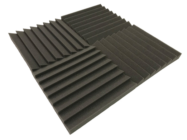 "Sawtooth 12"" Acoustic Studio Foam Tile Pack - Advanced Acoustics"