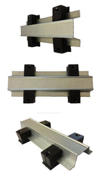 SoundSense Isolation System - Wall / Ceiling Isolation Bar - Advanced Acoustics