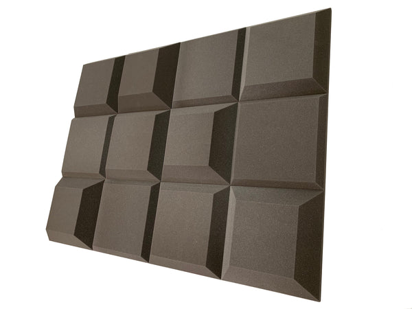 Tegular Kit Acoustic Studio Foam Tile Pack - Advanced Acoustics