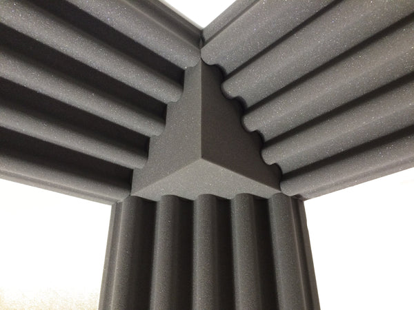 Bass Trap Corner Fill Acoustic Studio Foam - Advanced Acoustics
