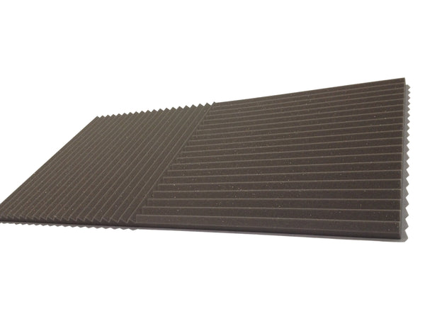 "Wedge 30"" Acoustic Studio Foam Tile Pack - Advanced Acoustics"