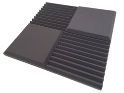 Euphonic Wedge Standard Acoustic Studio Foam Tile Pack