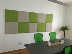 Acousti-Felt Polyester Acoustic Felt Panel 600mm x 600mm Square