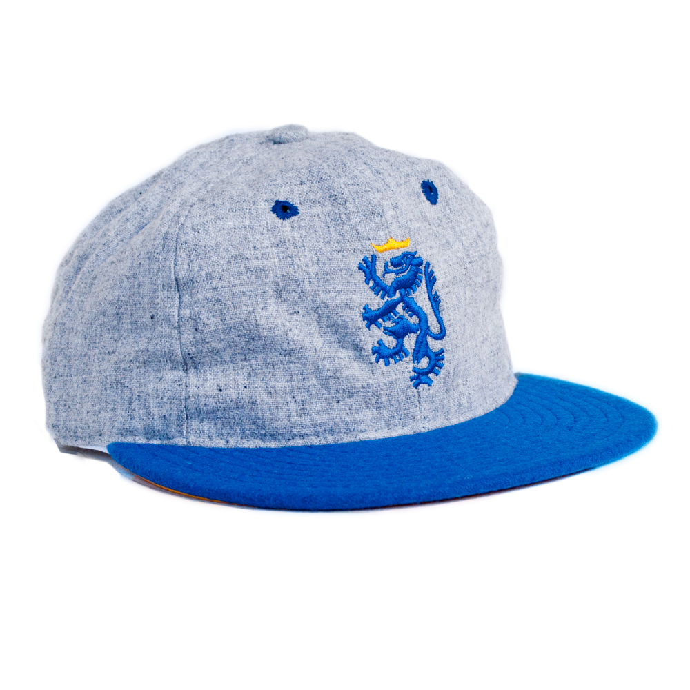 496feb615da09 New Orleans  Royal Brewing Co. fitted wool baseball cap – Hoplyte