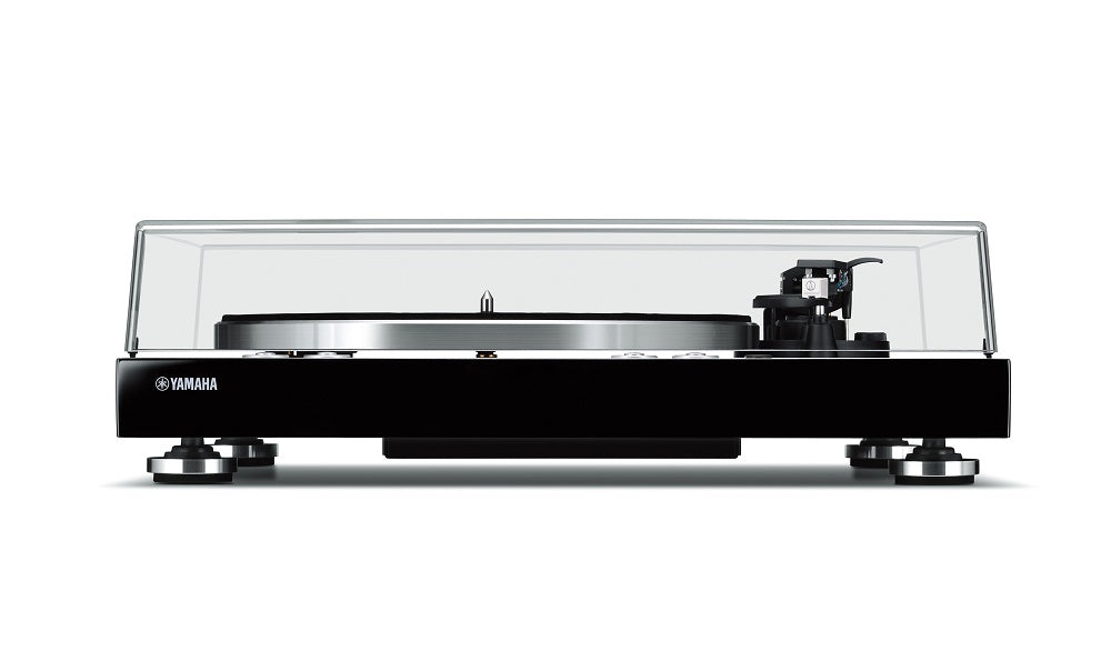 Yamaha Vinyl500 | Table tournante  - 2 Vitesses - Musiccast - Noir
