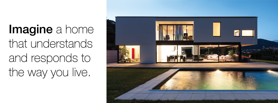 Imagine a home that understands and responds to the way you life.  You can with FIBARO