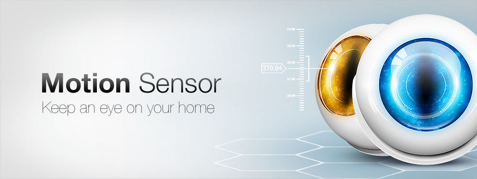 FIBARO Motion Sensor.  Inspired By Nature