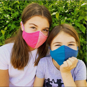 9 Tips To Help Get Your Kid To Wear a Face Mask