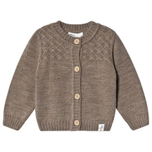 Load image into Gallery viewer, Little Jalo Merino Peysa - Wood Brown - Yo verslun