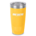 GI Joe Exotic Laser Etched Tumbler