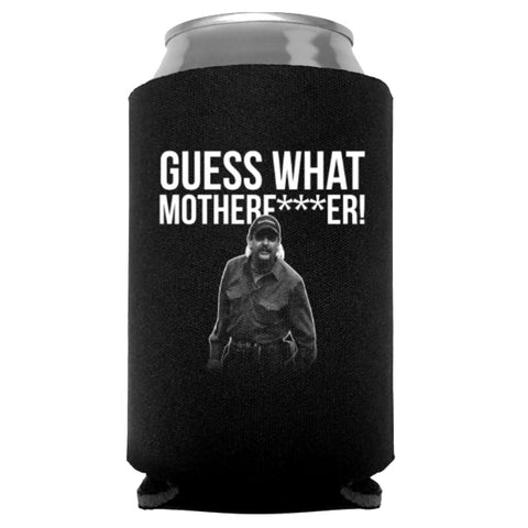 Guess What Mofo Koozie