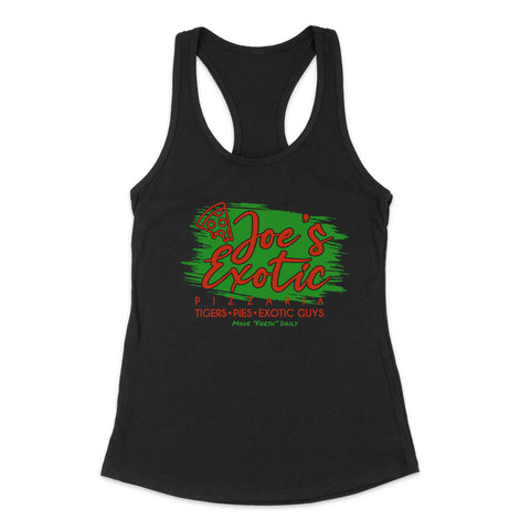 Joe's Exotic Pizzaria Tank