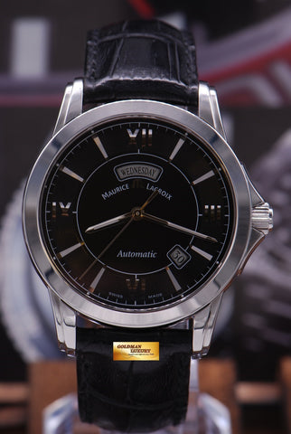 MAURICE LACROIX DAY-DATE 39mm AUTOMATIC (NEAR MINT)