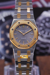 [SOLD] AUDEMARS PIGUET ROYAL OAK LADIES 26mm HALF-GOLD QUARTZ (NEAR MINT)