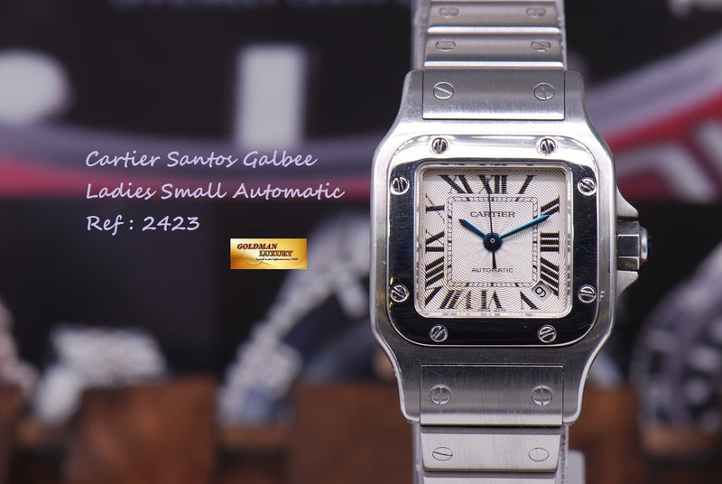 products/GML1050_-_Cartier_Santos_Galbee_Ladies_Small_Automatic_Ref_2423_MINT_-_14.JPG