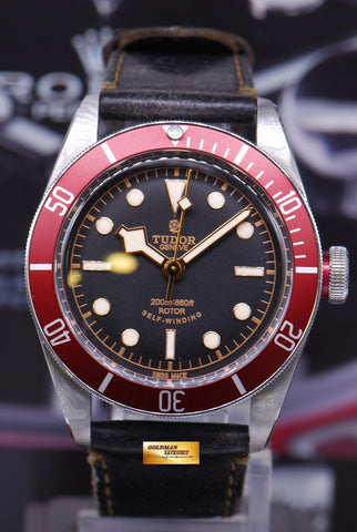 [SOLD] TUDOR BLACK BAY HERITAGE AUTOMATIC (NEAR MINT)