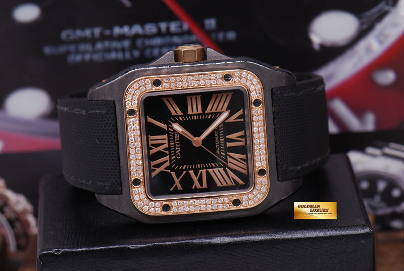 products/GML1113_-_Cartier_Santos_100_XL_ADLC_Half-Gold_Custom_Diamonds_NEAR_MINT_-_16.JPG