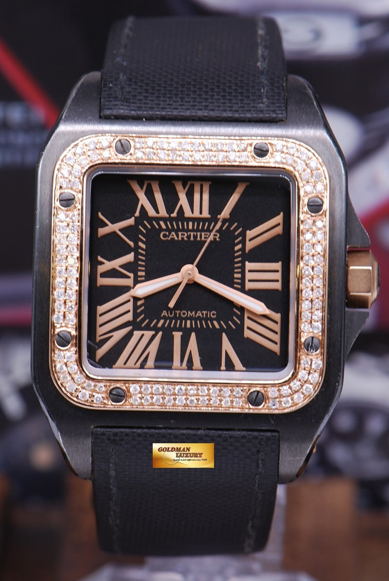 products/GML1113_-_Cartier_Santos_100_XL_ADLC_Half-Gold_Custom_Diamonds_NEAR_MINT_-_1.JPG
