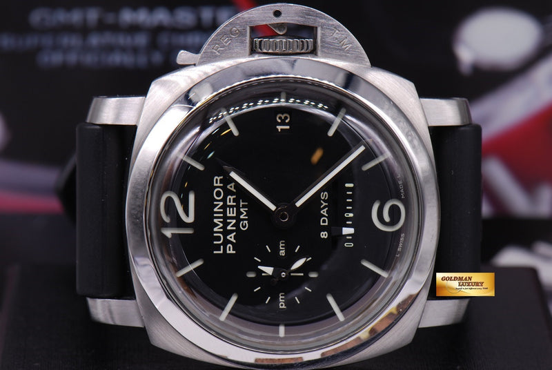 products/GML1117_-_Panerai_Luminor_GMT_8_Days_Manual_am_pm_Dial_PAM_233_MINT_-_8.JPG