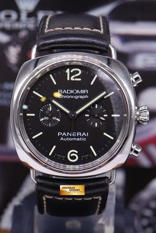 [SOLD] PANERAI RADIOMIR CHRONOGRAPH 42mm AUTOMATIC PAM 369 (MINT)
