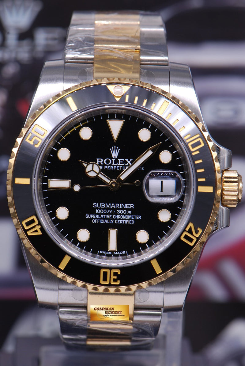 products/GML1149_-_Rolex_Oyster_Perpetual_Submariner_Half-Gold_116613LN_MINT_-_1.JPG