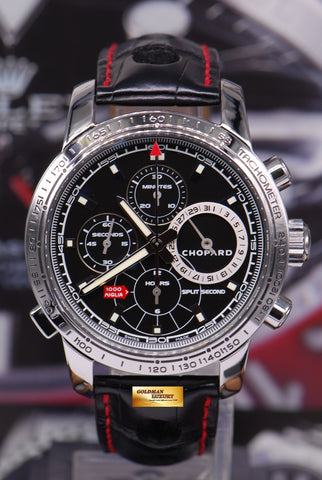 [SOLD] CHOPARD MILLE MIGLIA 1000 SPLIT SECOND CHRONOGRAPH LIMITED 500 AUTOMATIC (NEAR MINT)