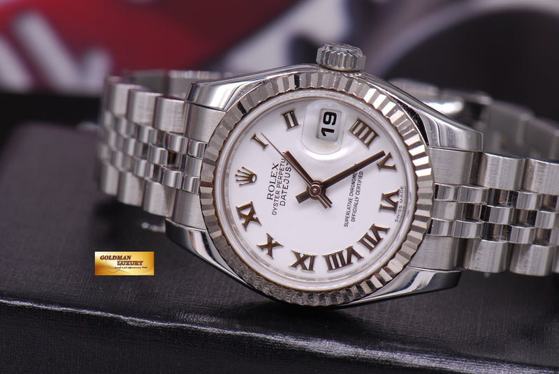 products/GML1243_-_Rolex_Oyster_Datejust_SS_Ladies_White_179174_-_10.JPG