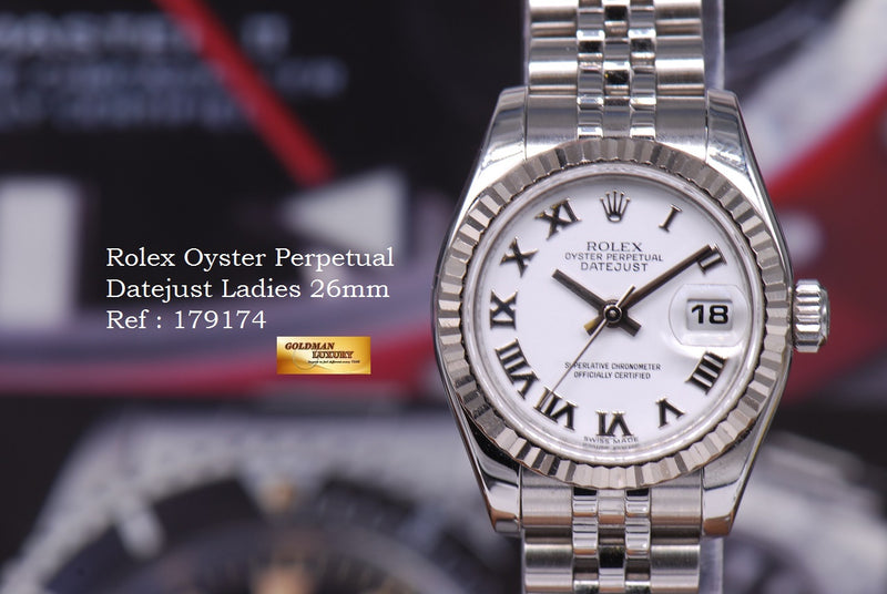 products/GML1243_-_Rolex_Oyster_Datejust_SS_Ladies_White_179174_-_11.JPG
