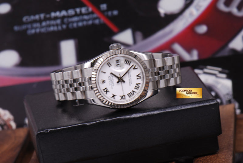 products/GML1243_-_Rolex_Oyster_Datejust_SS_Ladies_White_179174_-_9.JPG