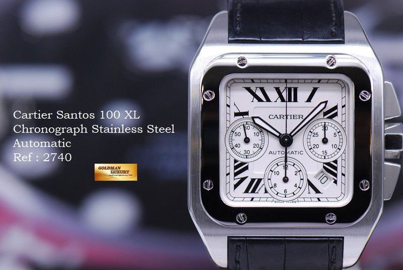 products/GML1479_-_Cartier_Santos_100_XL_Chronograph_42mm_Automatic_2740_-_12.JPG