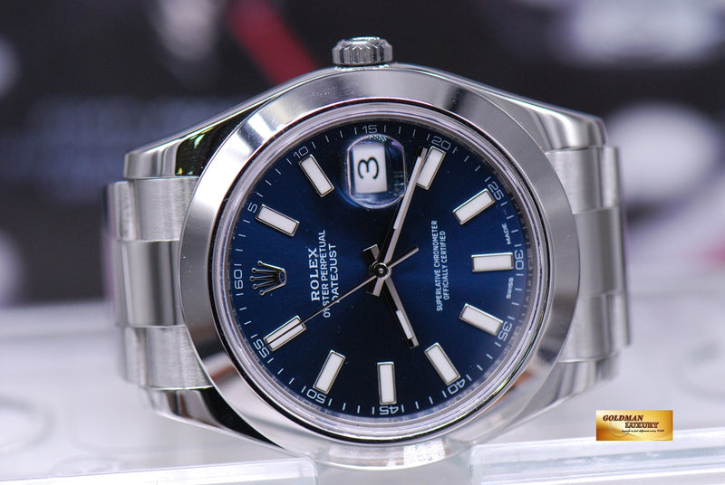 products/GML1547_-_Rolex_Oyster_Datejust_41_SS_Blue_116300_MINT_-_10.JPG