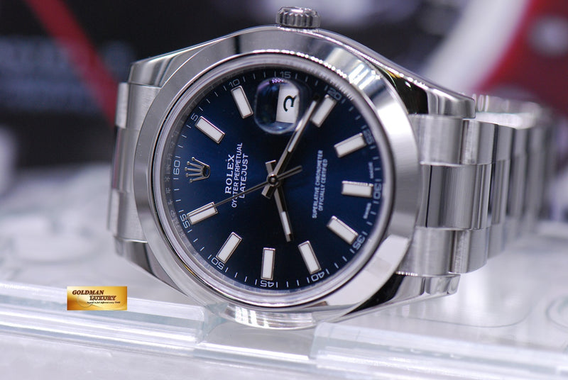products/GML1547_-_Rolex_Oyster_Datejust_41_SS_Blue_116300_MINT_-_11.JPG