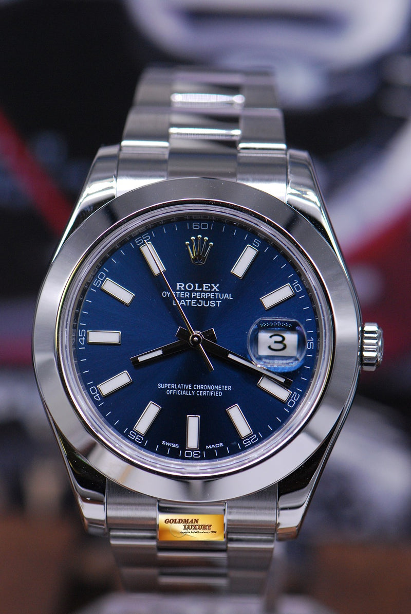products/GML1547_-_Rolex_Oyster_Datejust_41_SS_Blue_116300_MINT_-_1.JPG