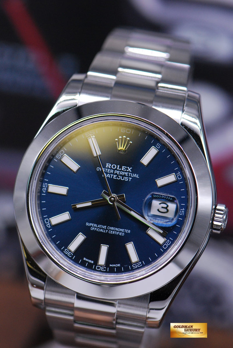 products/GML1547_-_Rolex_Oyster_Datejust_41_SS_Blue_116300_MINT_-_2.JPG