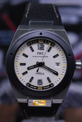 IWC INGENIEUR CLIMATE ACTION LIMITED EDITION IW3234-02 (MINT)