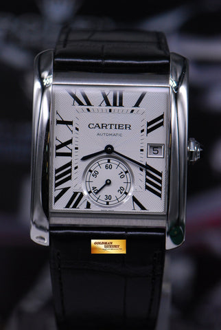 [SOLD] CARTIER TANK MC LARGE AUTOMATIC W5330003 (NEAR MINT)