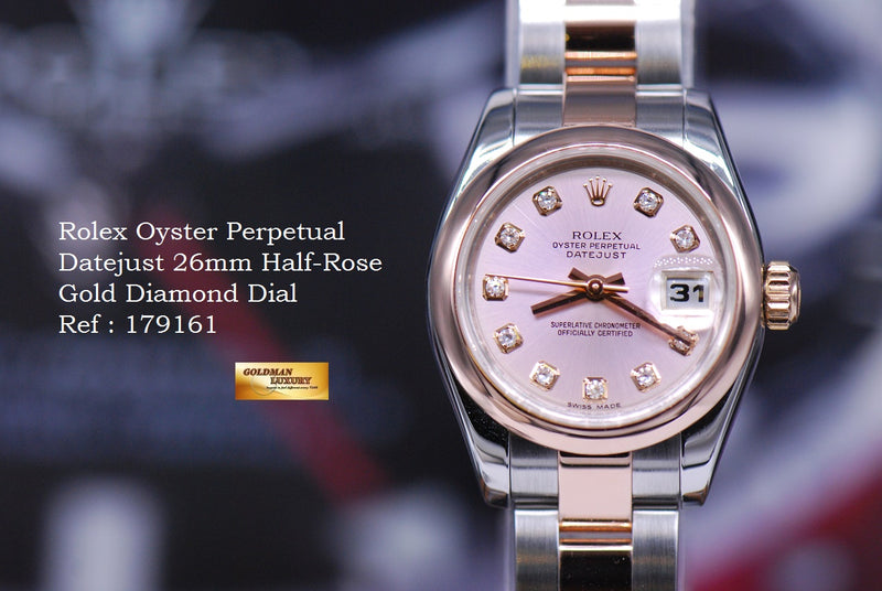 products/GML1763_-_Rolex_Oyster_Datejust_26mm_Half-Rose_Gold_Diamond_179161_-_11.JPG