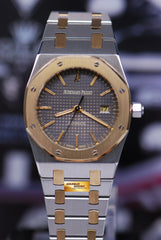 [SOLD] AUDEMARS PIGUET ROYAL OAK 33mm HALF-GOLD AUTOMATIC (MINT)