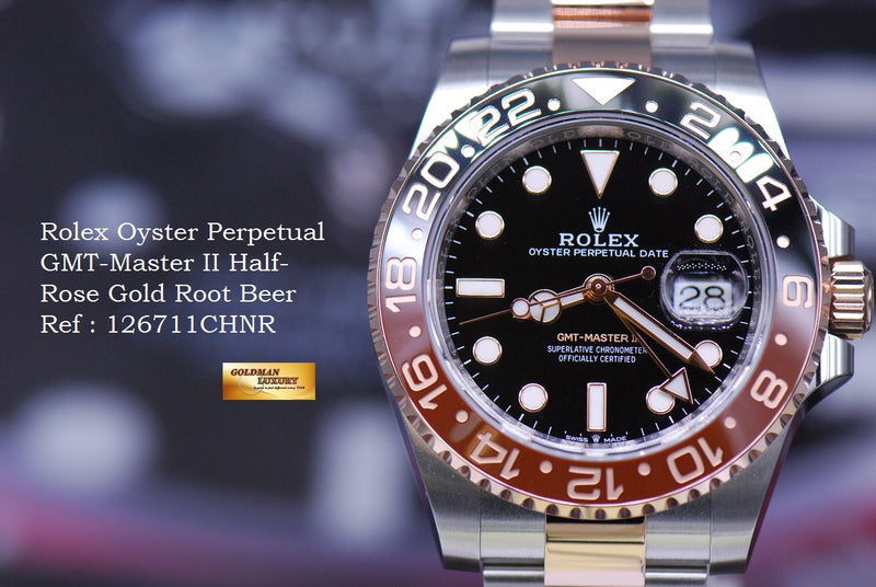 products/GML1808_-_Rolex_Oyster_GMT-Master_II_Half-Rose_Gold_126711CHNR_NEW_-_11.JPG