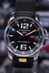 CHOPARD GRAN TURISMO XL 44mm BLACK 8997 (MINT)