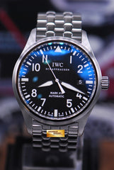 IWC PILOT MARK XVI 39mm w/BRACELET AUTOMATIC IW3255 (MINT)