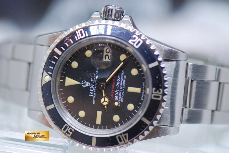 products/GML1894_-_Rolex_Oyster_Vintage_Red_Submariner_Mark_6_Dial_Aging_1680_-_10.JPG