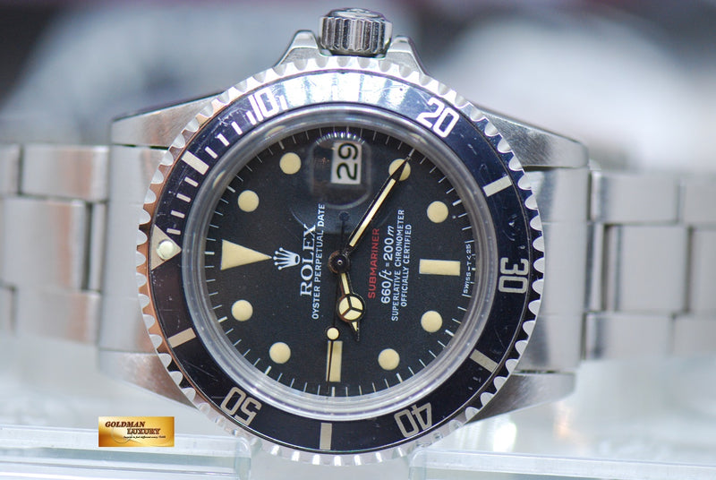 products/GML1894_-_Rolex_Oyster_Vintage_Red_Submariner_Mark_6_Dial_Aging_1680_-_5.JPG