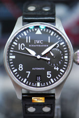 IWC BIG PILOT 46mm 7-DAYS POWER RESERVE IW5009-01 (MINT)