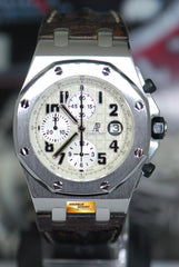 AUDEMARS PIGUET ROYAL OAK OFFSHORE CHRONOGRAPH 42mm SAFARI 26020ST (MINT)