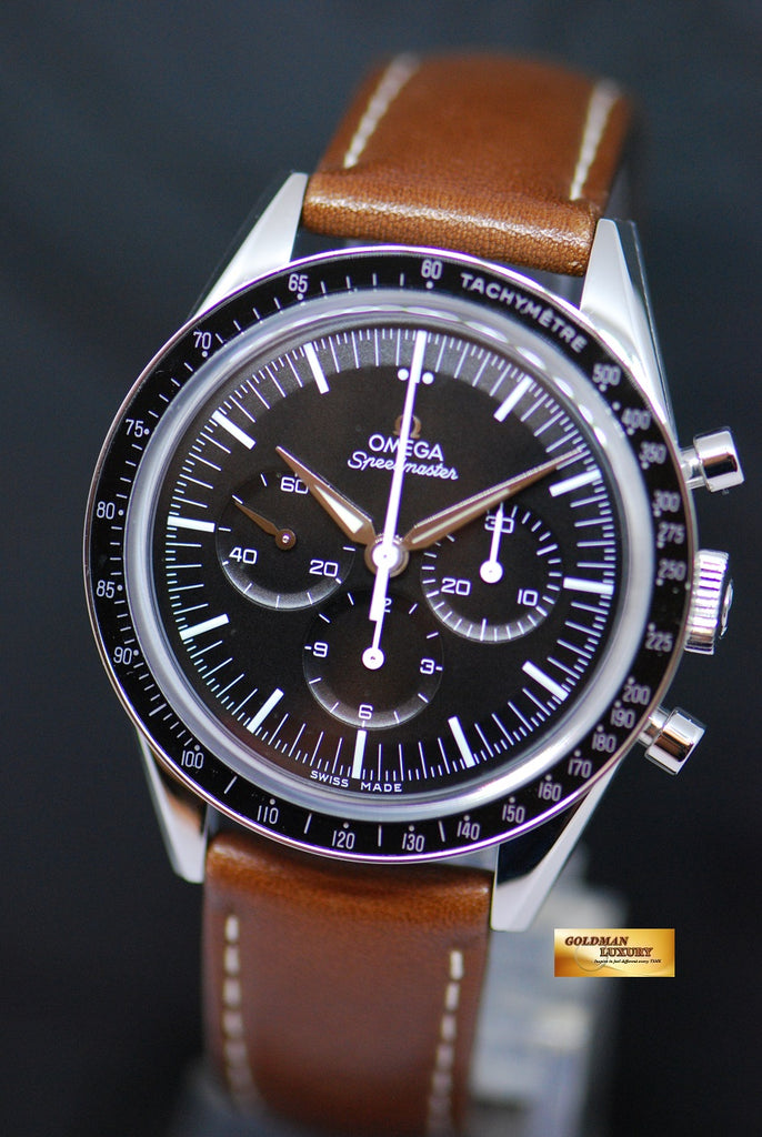 Omega Speedmaster First Omega In Space Chronograph 397mm C1861